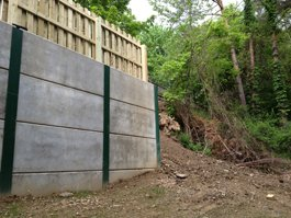 Retaining Walls Wexford PA - Commercial Landscaping, Field Maintenance - Pro Scapes Unlimited - 11a
