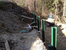 Retaining Walls Wexford PA - Commercial Landscaping, Field Maintenance - Pro Scapes Unlimited - 11b