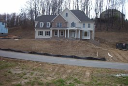 Retaining Walls Wexford PA - Commercial Landscaping, Field Maintenance - Pro Scapes Unlimited - 7b